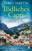Cover-Bild zu Tödliches Capri (eBook) von Paretta, Fabio