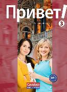 Cover-Bild zu Privet! (Hallo!) 3. Schülerbuch von Heinz, Maike