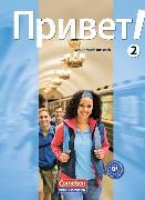 Cover-Bild zu Privet! (Hallo!) 2. Schülerbuch von Adler, Iris