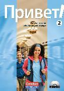 Cover-Bild zu Privet! (Hallo!) 2. Arbeitsheft - Lehrerfassung von Adler, Iris