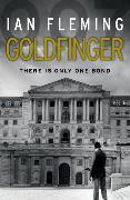 Cover-Bild zu Fleming, Ian: Goldfinger