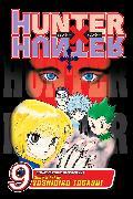 Cover-Bild zu Togashi, Yoshihiro: Hunter x Hunter, Vol. 9
