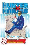 Cover-Bild zu Togashi, Yoshihiro: Hunter x Hunter, Vol. 5