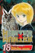 Cover-Bild zu Togashi, Yoshihiro: Hunter x Hunter, Vol. 18