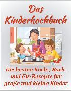 Cover-Bild zu Papenmeier, Sandra: Das Kinderkochbuch (eBook)