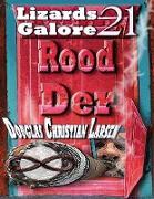 Cover-Bild zu Larsen, Douglas Christian: Rood Der: 21: Lizards Galore (eBook)