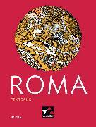Cover-Bild zu Biermann, Martin: Roma A Textband