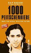 Cover-Bild zu Badawi, Raif: 1000 Peitschenhiebe (eBook)
