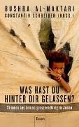 Cover-Bild zu al-Maktari, Bushra: Was hast Du hinter Dir gelassen?