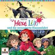 Cover-Bild zu Knister: Hexe Lilli 23. und die verzauberte Klassenfahrt