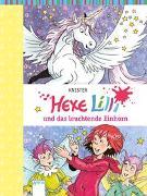 Cover-Bild zu KNISTER: Hexe Lilli und das leuchtende Einhorn