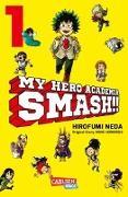 Cover-Bild zu Horikoshi, Kohei: My Hero Academia Smash 1