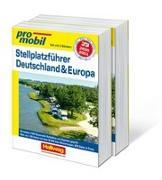 Cover-Bild zu Stellplatzführer Deutschland & Europa 2020/2021 von promobil