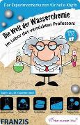 Cover-Bild zu Im Labor des verrückten Professors: Die Welt der Wasserchemie von Franzis Verlag (Hrsg.)
