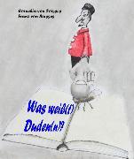 Cover-Bild zu Soisses, Franz von: Was weiß(t) Duden(n)? (eBook)