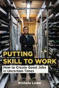 Cover-Bild zu Putting Skill to Work (eBook) von Lowe, Nichola