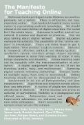 Cover-Bild zu The Manifesto for Teaching Online (eBook) von Bayne, Sian