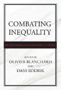 Cover-Bild zu Combating Inequality (eBook) von Blanchard, Olivier (Hrsg.)
