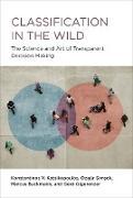 Cover-Bild zu Classification in the Wild (eBook) von Katsikopoulos, Konstantinos V.