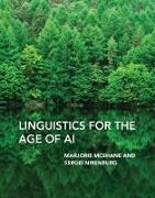 Cover-Bild zu Linguistics for the Age of AI (eBook) von Mcshane, Marjorie