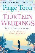 Cover-Bild zu Thirteen Weddings von Toon, Paige