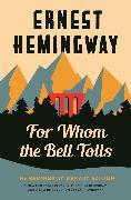 Cover-Bild zu For Whom the Bell Tolls von Hemingway, Ernest
