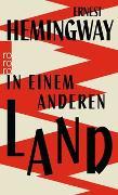 Cover-Bild zu In einem anderen Land von Hemingway, Ernest