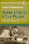 Cover-Bild zu Three Stories and Ten Poems (eBook) von Hemingway, Ernest