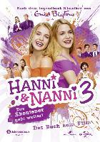 Cover-Bild zu Hanni & Nanni Buch zum Film 03. Das Abenteuer geht weiter von Blyton, Enid