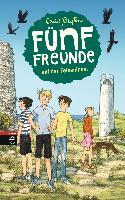 Cover-Bild zu Fünf Freunde auf der Felseninsel von Blyton, Enid