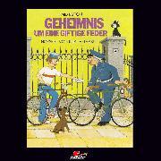 Cover-Bild zu Enid Blyton, Geheimnis um eine giftige Feder (Audio Download) von Blyton, Enid