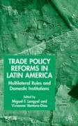 Cover-Bild zu Trade Policy Reforms in Latin America (eBook) von Lengyel, M. (Hrsg.)