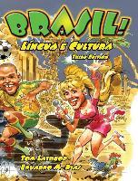 Cover-Bild zu Brasil! Lingua E Cultura, 3rd Edition Textbook von Lathrop, Tom