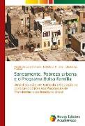Cover-Bild zu Saneamento, Pobreza urbana e o Programa Bolsa Família von de Cássia Onuzik, Natália