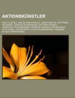 Cover-Bild zu Aktionskünstler von Quelle: Wikipedia (Hrsg.)