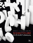 Cover-Bild zu Schriftfilme von Scheffer, Bernd (Hrsg.)