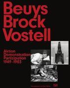 Cover-Bild zu Beuys Brock Vostell von Weibel, Peter (Hrsg.)