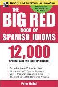 Cover-Bild zu The Big Red Book of Spanish Idioms von Weibel, Peter