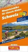 Cover-Bild zu Schweiz, 50 Mountainbike Classic-Rides von Steiner, Christian