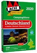 Cover-Bild zu ACSI Campingführer Deutschland 2020 von Wagner, Ingo