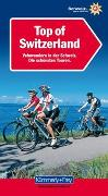 Cover-Bild zu Top of Switzerland, Deutsche Ausgabe von Maurer, Raymond
