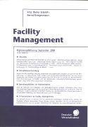 Cover-Bild zu Facility Management von Galonska, Jürgen