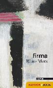 Cover-Bild zu Merz, Klaus: firma (eBook)