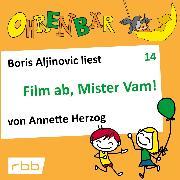 Cover-Bild zu Herzog, Annette: Ohrenbär - eine OHRENBÄR Geschichte, Folge 14: Film ab, Mr. Vam (Hörbuch mit Musik) (Audio Download)