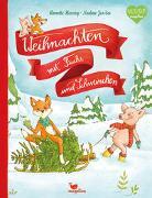 Cover-Bild zu Herzog, Annette: Weihnachten mit Fuchs und Schweinchen