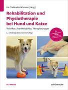 Cover-Bild zu Forterre, Franck: Rehabilitation und Physiotherapie bei Hund und Katze