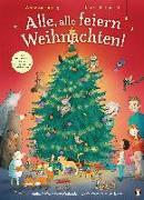 Cover-Bild zu Herzog, Annette: Alle, alle feiern Weihnachten!