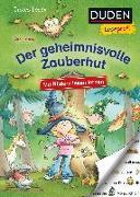 Cover-Bild zu Duden Leseprofi - Mit Bildern lesen lernen: Der geheimnisvolle Zauberhut, Erstes Lesen