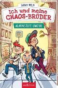 Cover-Bild zu Ich und meine Chaos-Brüder - Alarmstufe Umzug