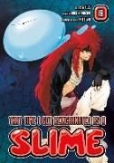 Cover-Bild zu Fuse: That Time I Got Reincarnated as a Slime 18